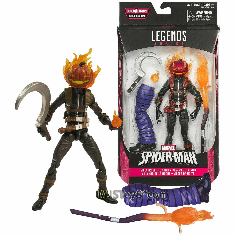 Marvel Legends Jack O'Lantern 2015