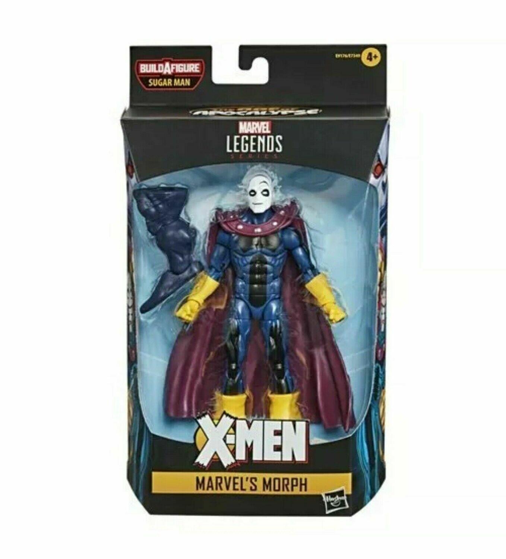 Marvel Legends Morph