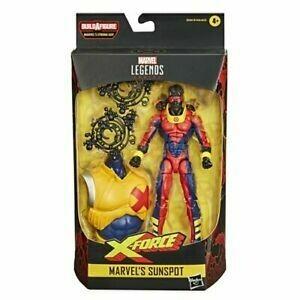 Marvel Legends Sunspot