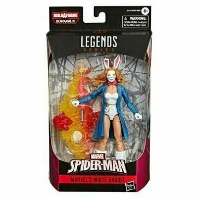 Marvel Legends White Rabbit