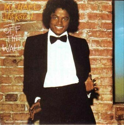 Michael Jackson- Off The Wall LP