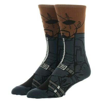 Marvel Nick Fury Socks