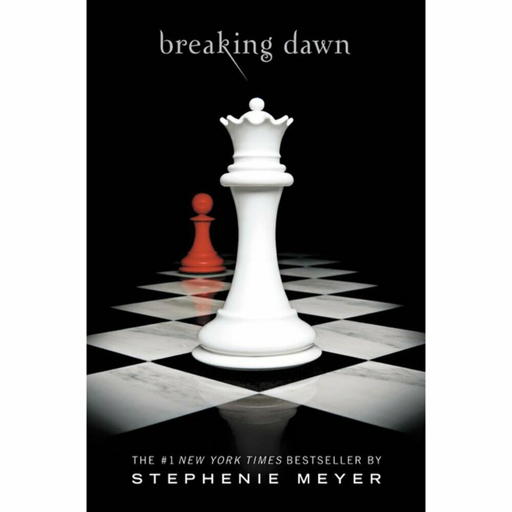 Meyer, Stephanie- Breaking Dawn