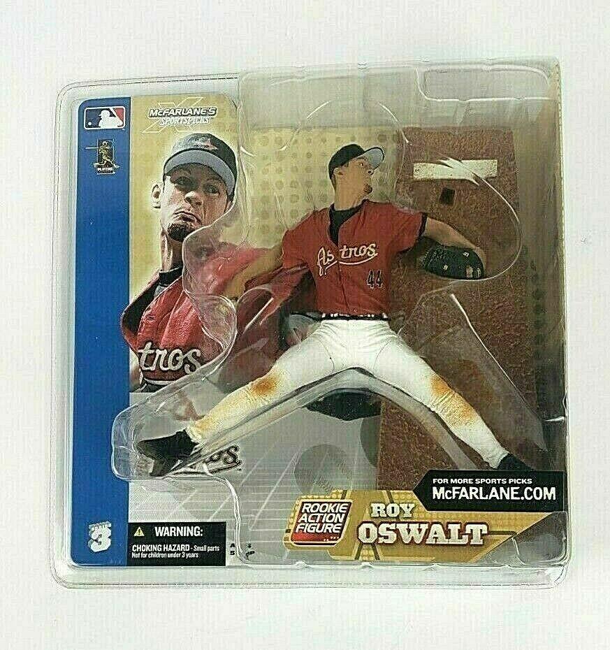 MLB McFarlane Roy Oswalt
