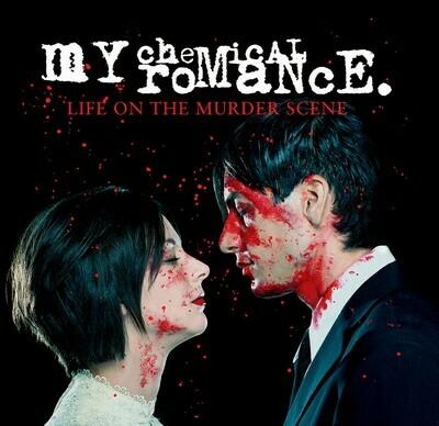 My Chemical Romance- Life On The Murder Scene LP