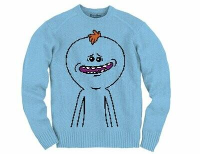 Rick & Morty Meseeks Sweater