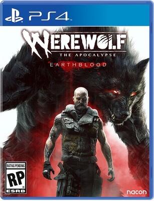 PS4 Werewolf the Apocalypse: Earthblood