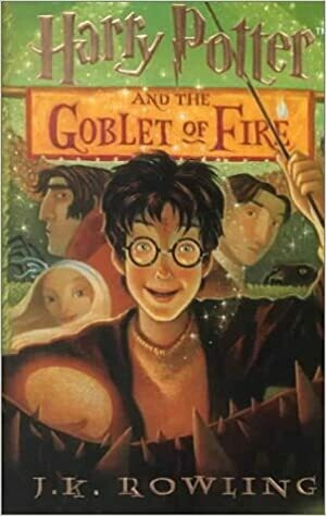 Rowling, JK- Harry Potter And The Goblet Of Fire