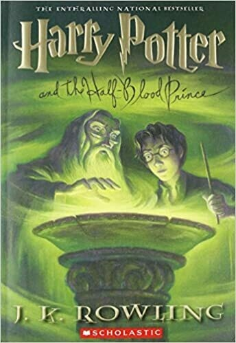 Rowling, JK- Harry Potter And The Half Blood Prince