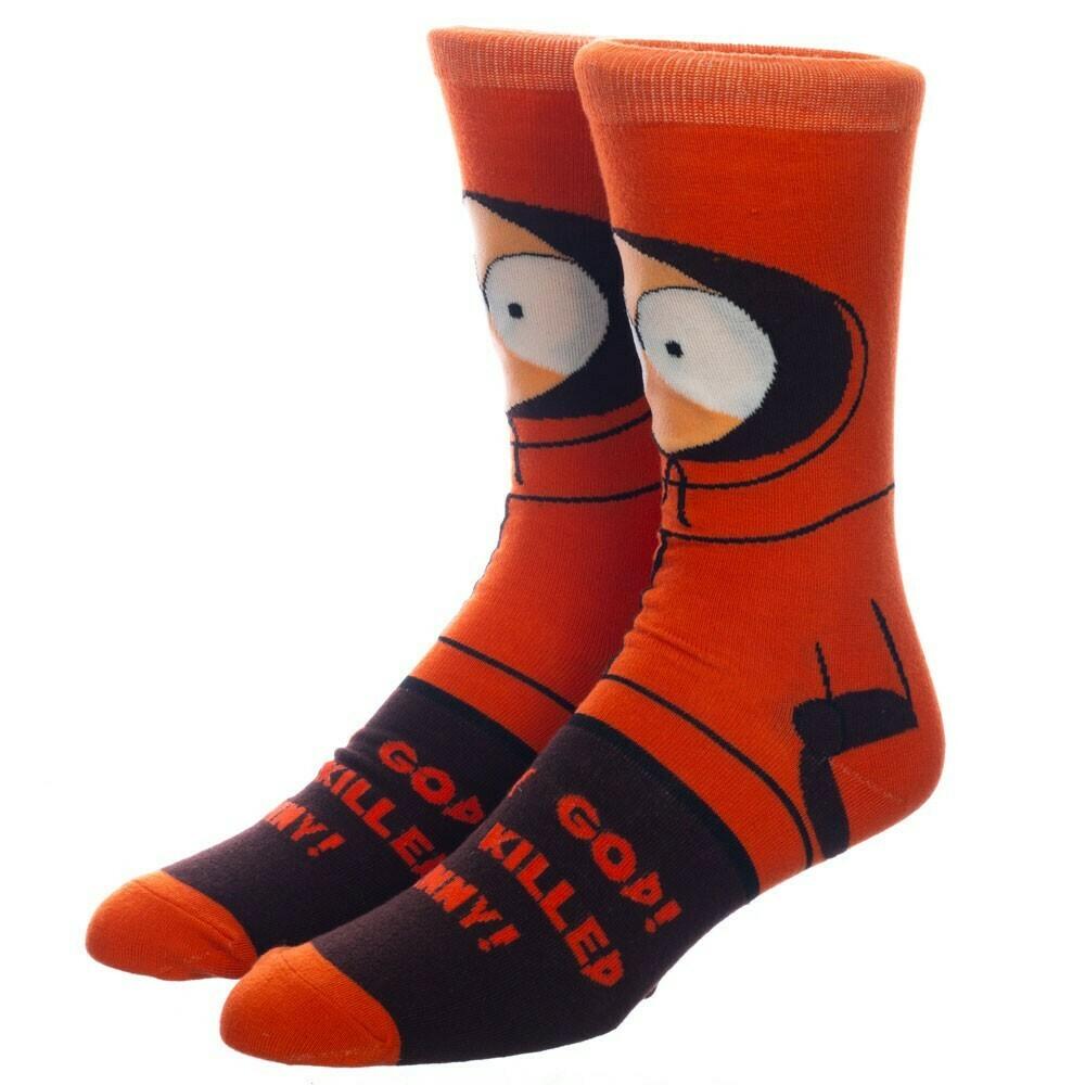 South Park Kenny Socks