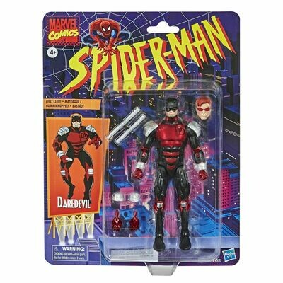 Spider Man Legends Daredevil