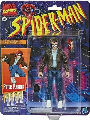 Spider Man Legends Peter Parker