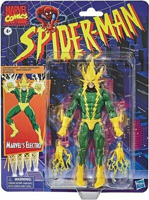 Spider Man Legends Electro