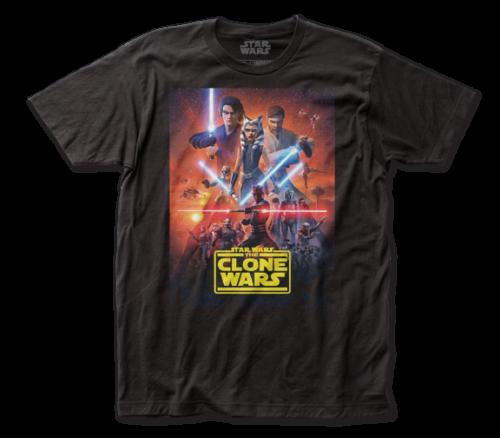 Star Wars Clone Wars T Shirt