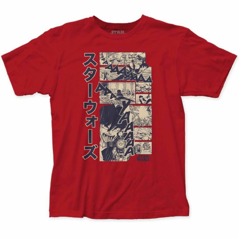 Star Wars Manga T Shirt