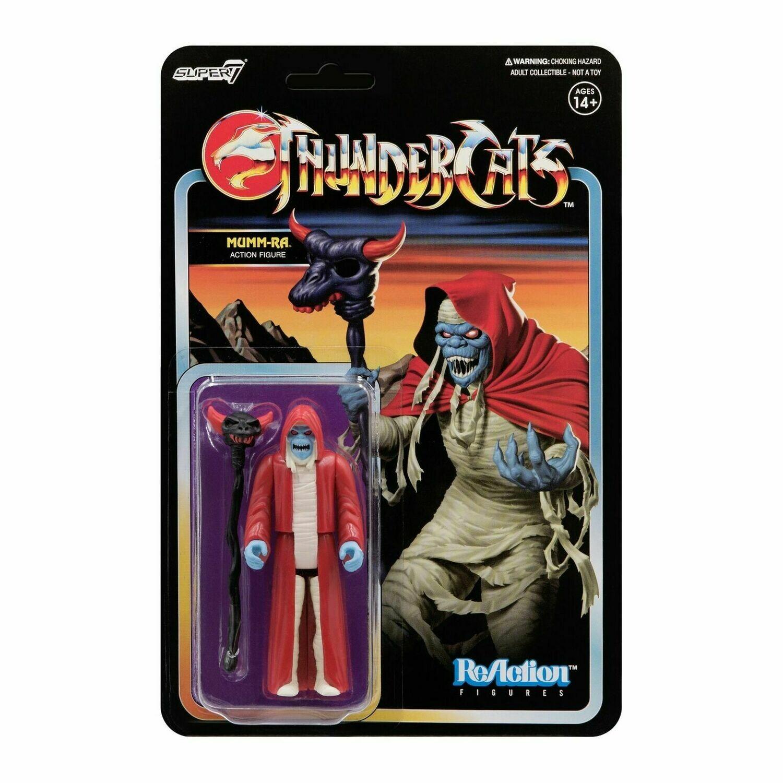 Thundercats ReAction Mummra