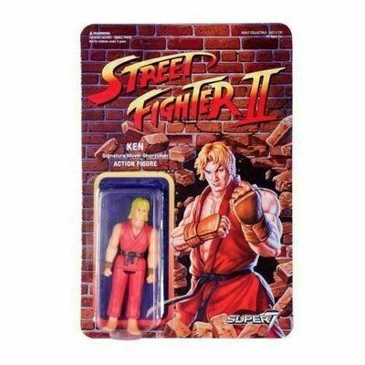 Street Fighter II ReAction Ken