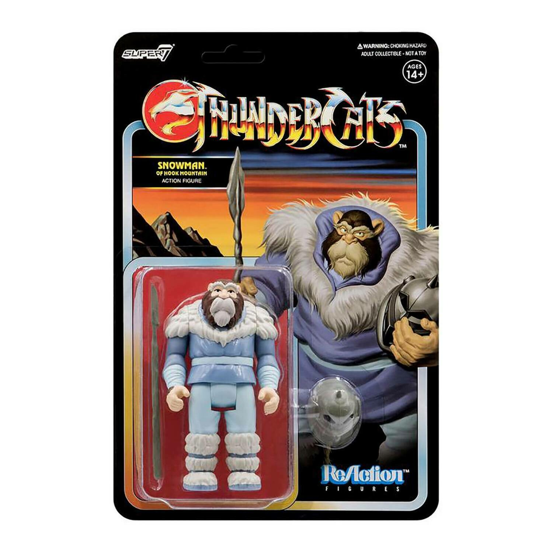Thundercats ReAction Snowman