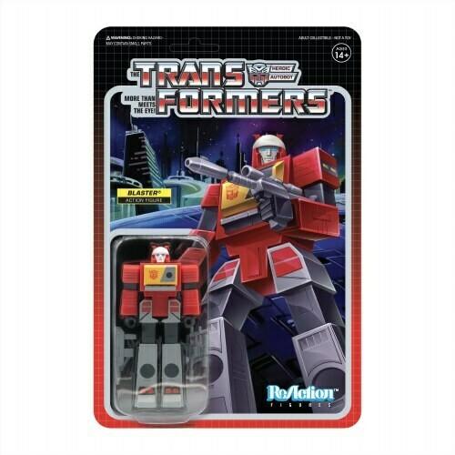 Transformers ReAction Blaster