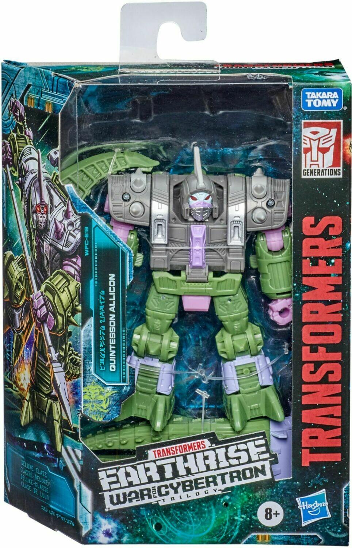 Transformers WFC Quintesson Allicon