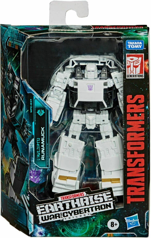 Transformers WFC Runamuck