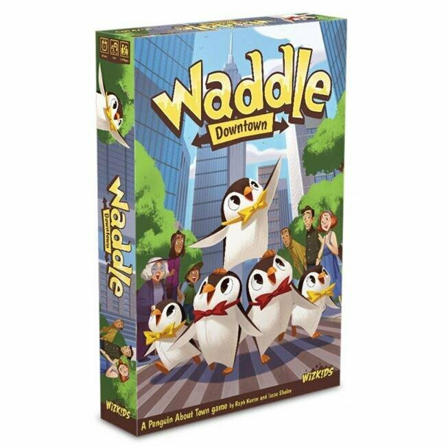 Waddle Downtown