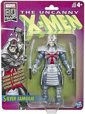 Uncanny X Men Silver Samurai