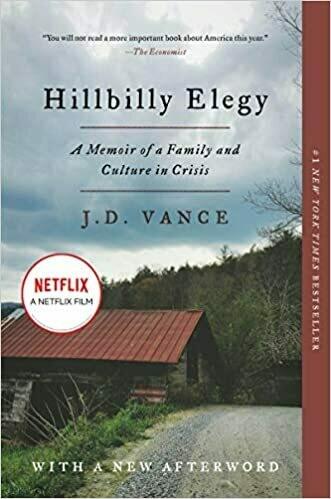 Vance, JD- Hillbilly Elegy