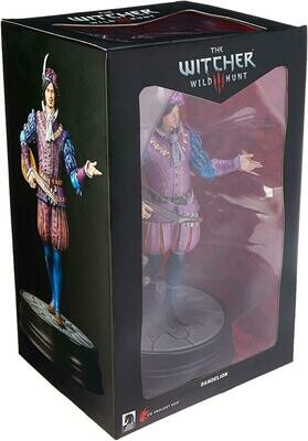 Witcher 3 Wild Hunt Dandelion Statue