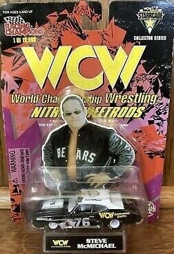 WCW Nitro Streetrods