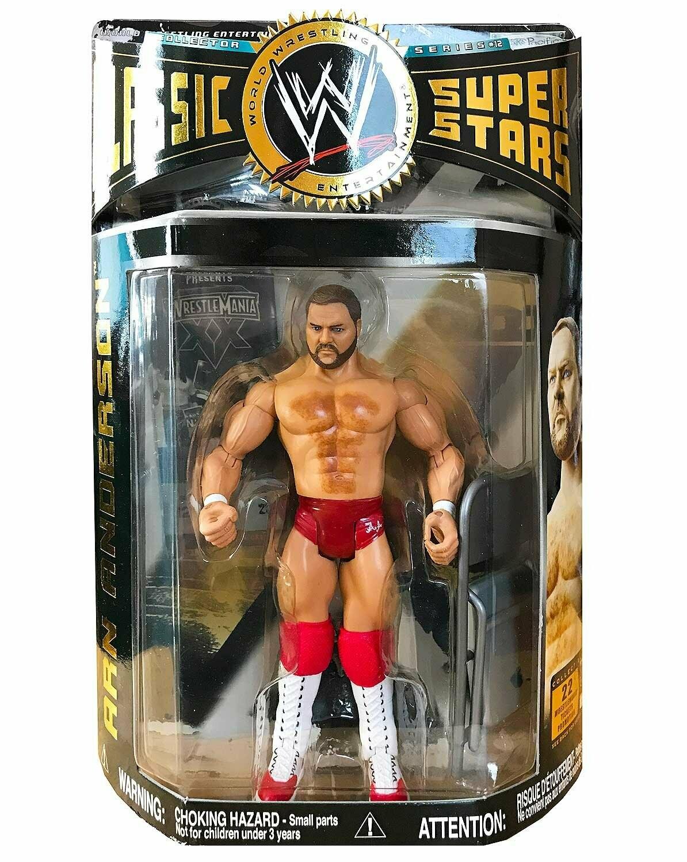 WWE Classic Superstars Arn Anderson