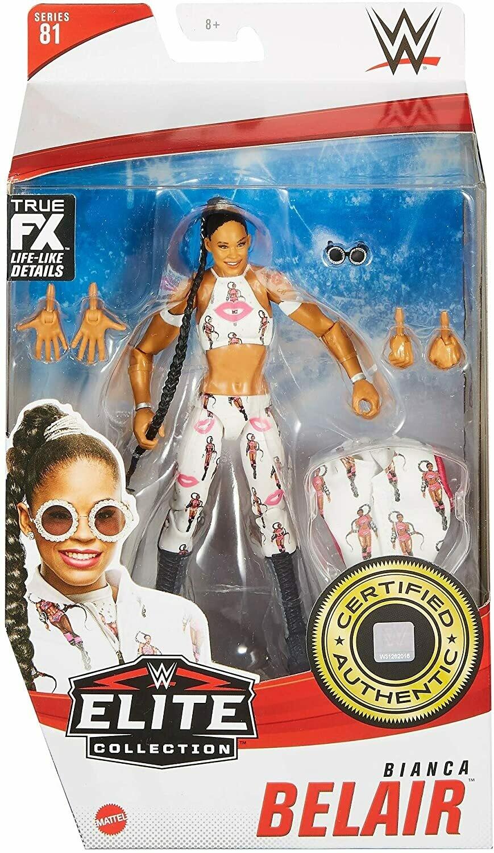 WWE Elite 81 Bianca Belair