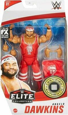 WWE Elite 81 Angelo Dawkins