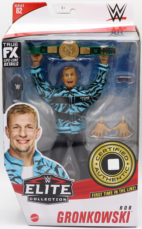 WWE Elite 82 Rob Gronkowski