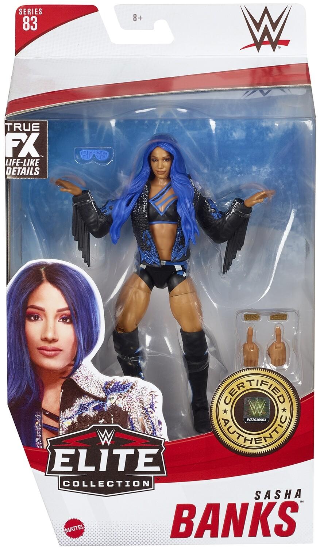 WWE Elite 83 Sasha Banks