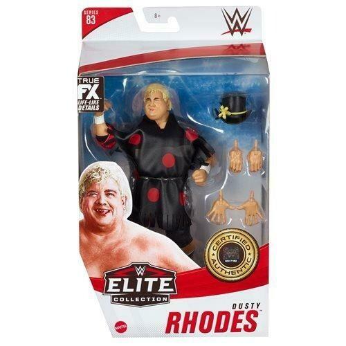 WWE Elite 83 Dusty Rhodes