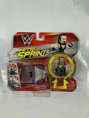 WWE Nitro Sprints Undertaker