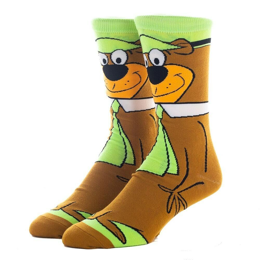 Yogi Bear Socks