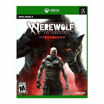 XBSX Werewolf the Apocalypse: Earthblood