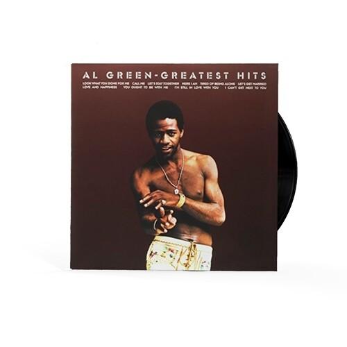 Al Green- Greatest Hits LP