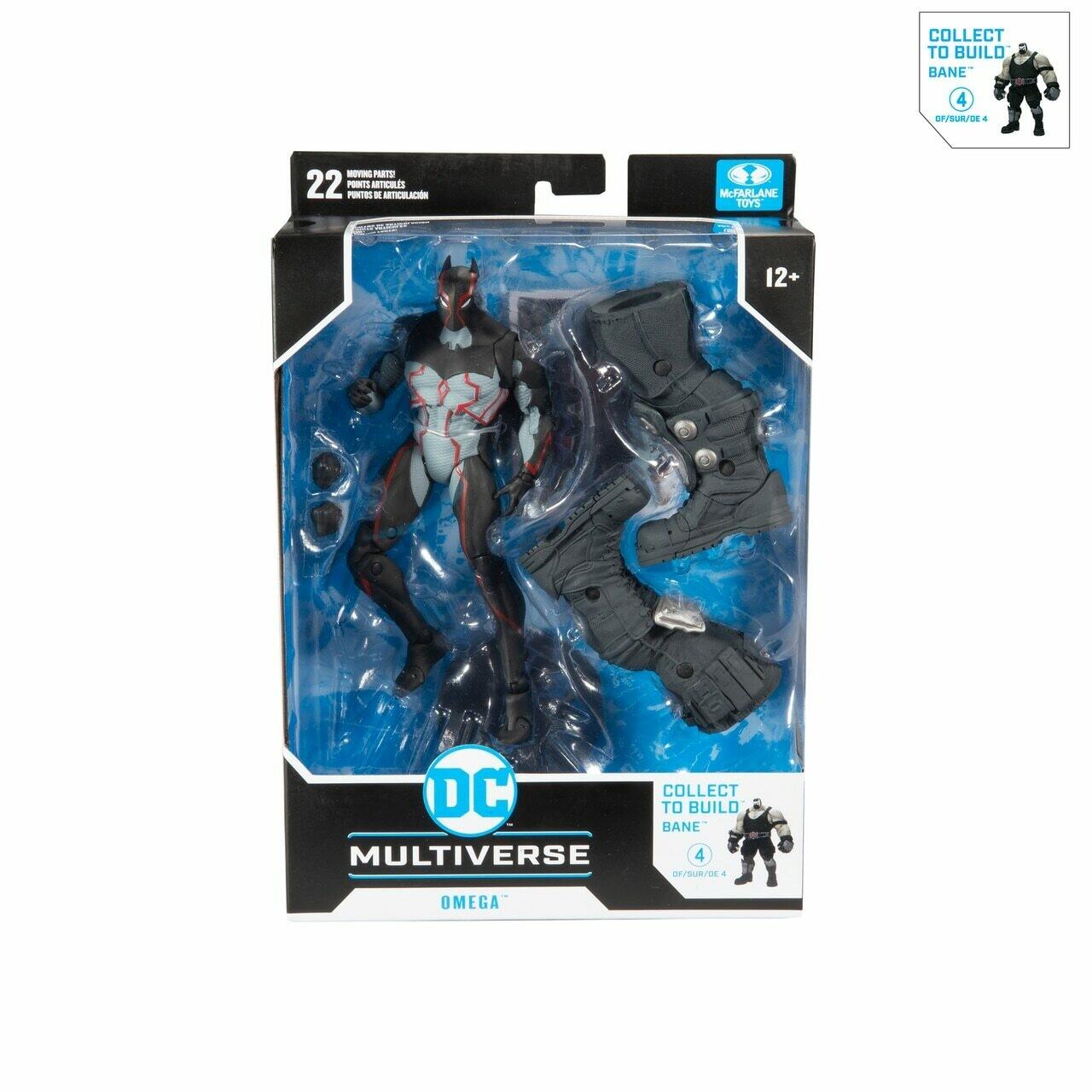 DC Multiverse Last Knight On Earth Omega