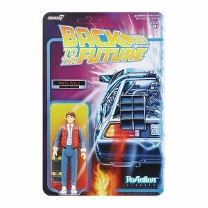 BTTF ReAction Marty McFly