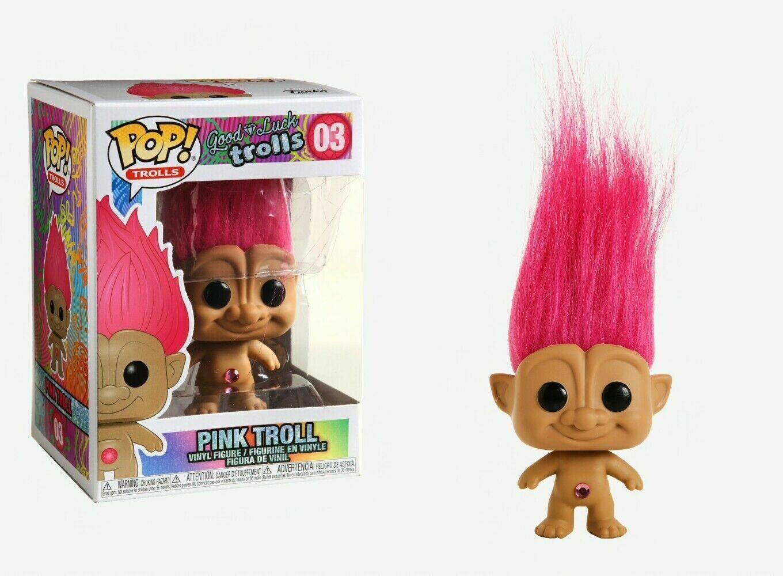 Funko Pink Troll 03
