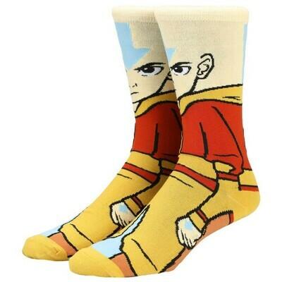 Avatar Aang Character Socks