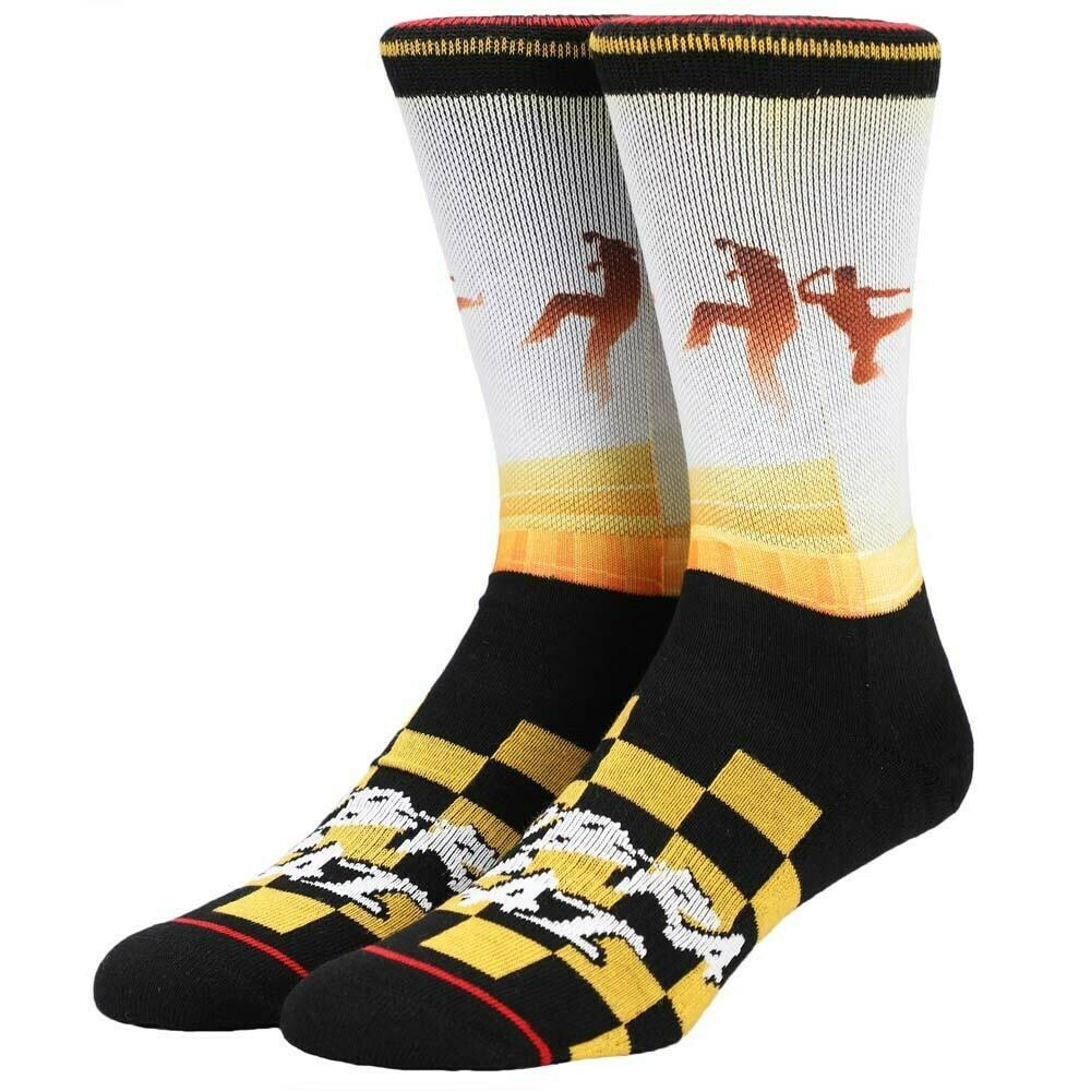 Cobra Kai Character Socks