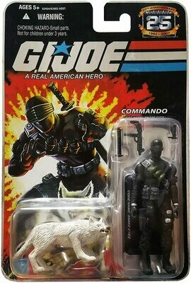 GI Joe 25th Snake Eyes V3