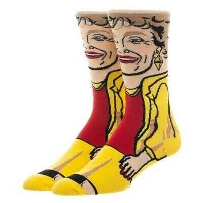 Golden Girls Blanch Socks