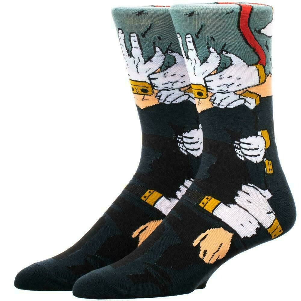 MHA Tomura Shigaraki Socks