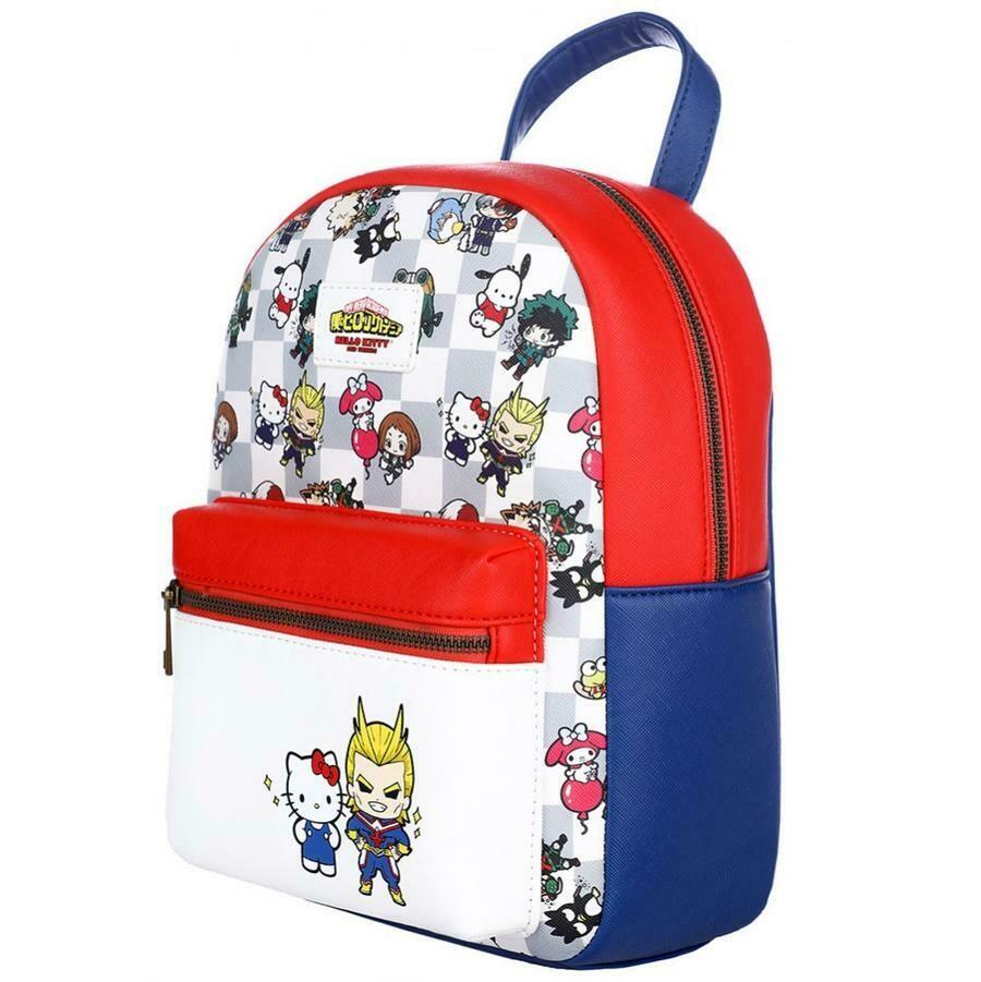 MHA X Hello Kitty Mini Backpack