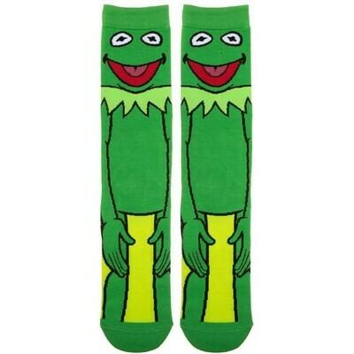 Muppets Kermit Character Sock